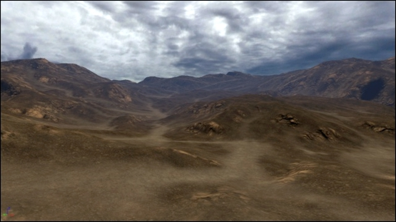 Terrain in Unreal Engine 3